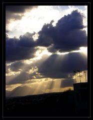 Morgenkuss der Sonne