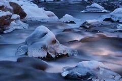 Wasser - Eis