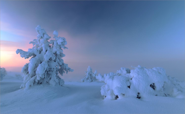 Morgenlicht auf finnisch