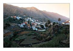 Morgenlicht auf Gomera