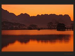 Morgenlühen am Klostersee