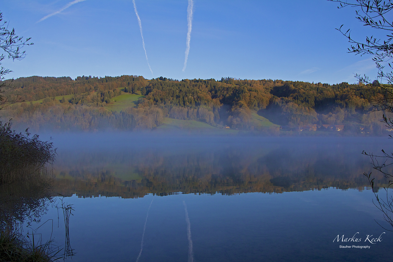 Morgenruhe am See...