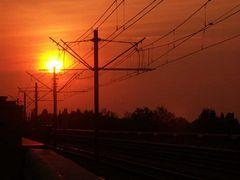 Morgens 1/2 6 in Wien ...