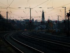 Morgens am Gleis P20-19-col