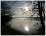 ...morgens am See...