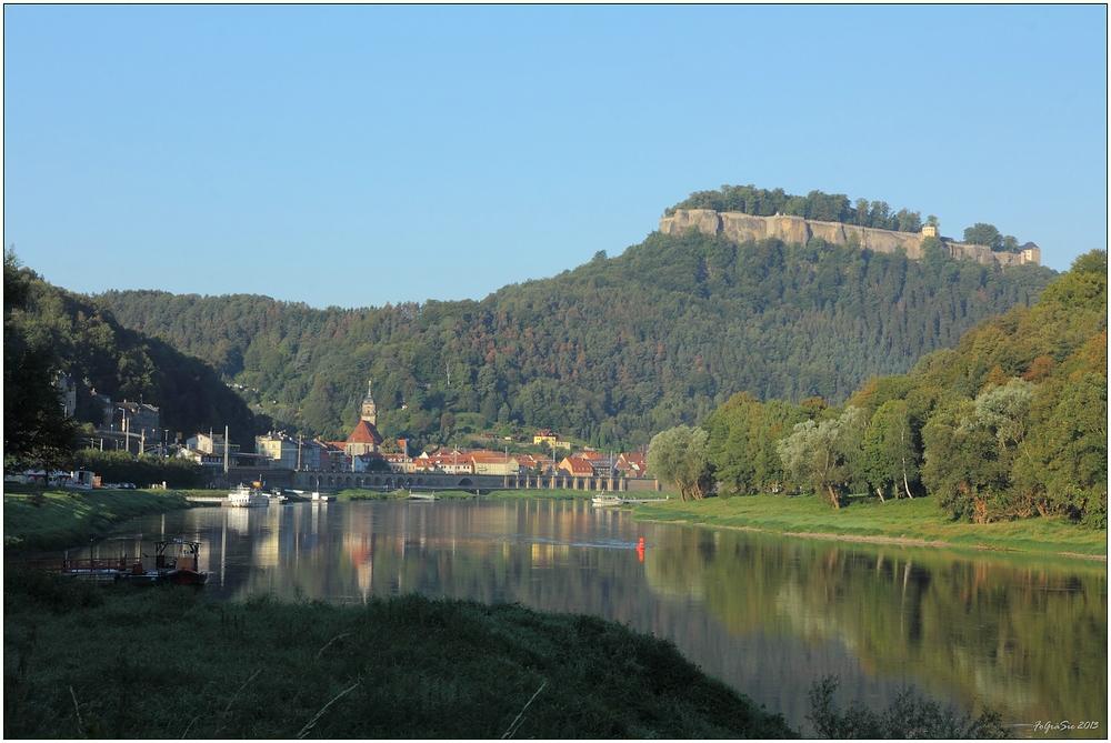 Morgens an der Elbe (11)