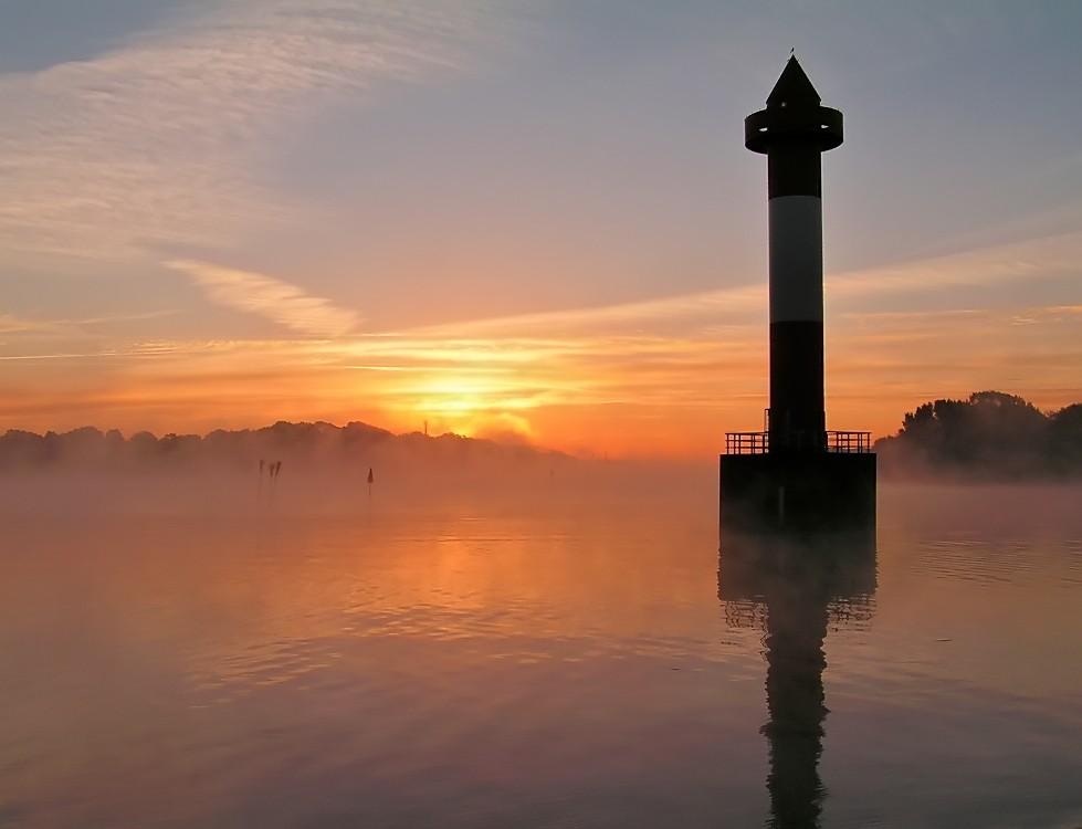 Morgens an der Weser2