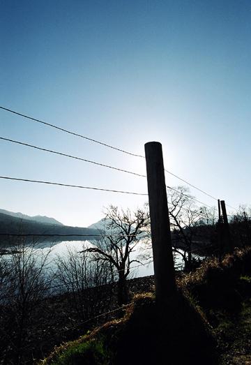Morgens halb neun in Schottland