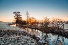 Morgens im Naturschutzgebiet