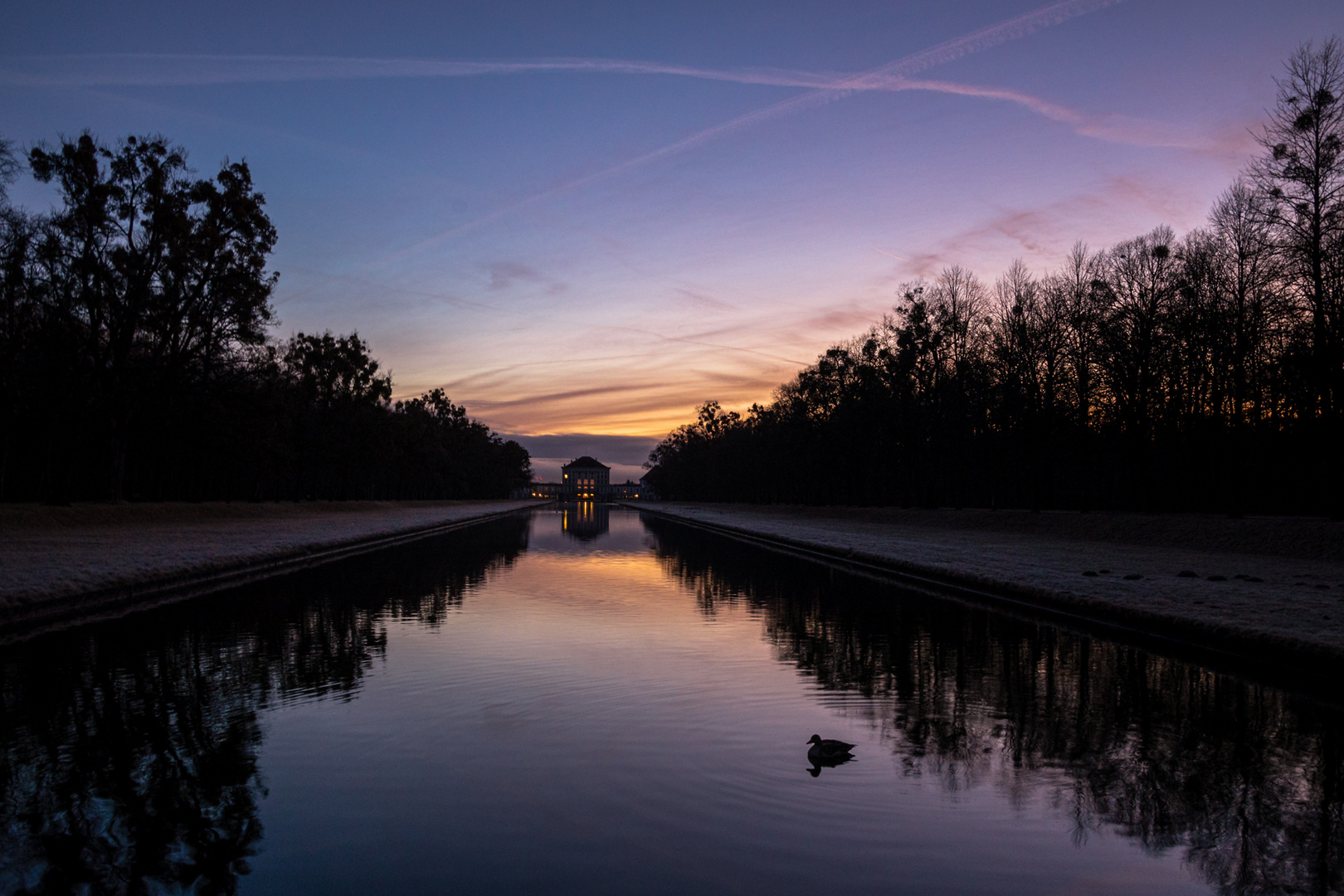 Morgens im Park (13.01.2020, 07:29 Uhr)