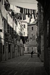 Morgens in Castello
