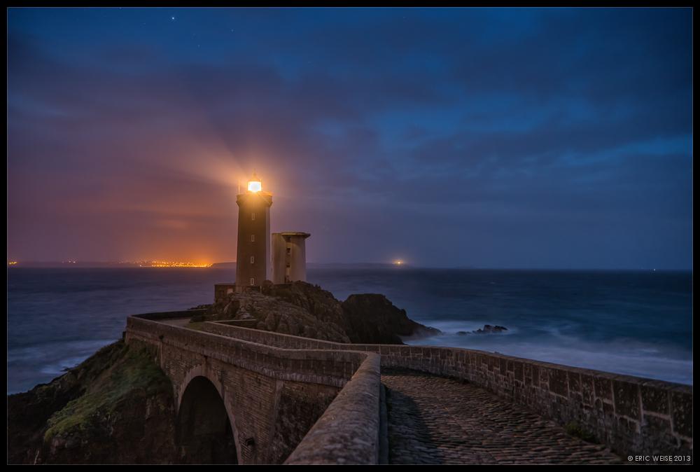 Morgens in der Bretagne