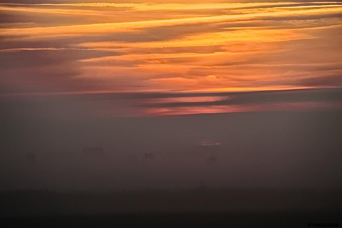 Morgens in Nordfriesland...