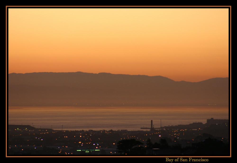 Morgens in San Francisco