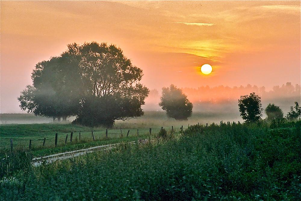 Morgens um 5 in Frankreich II