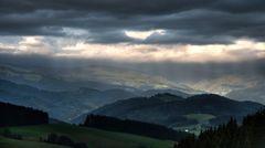 Morgens um 6 letzten Sonntag im Schwarzwald