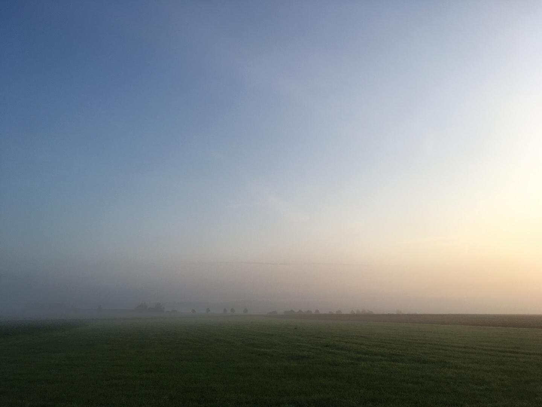 Morgens um 7 Uhr