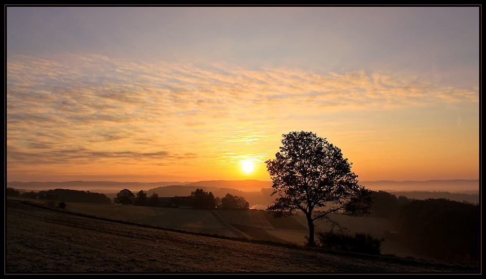 Morgenstille