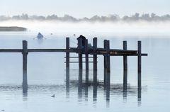 Morgenstille am See (1303)