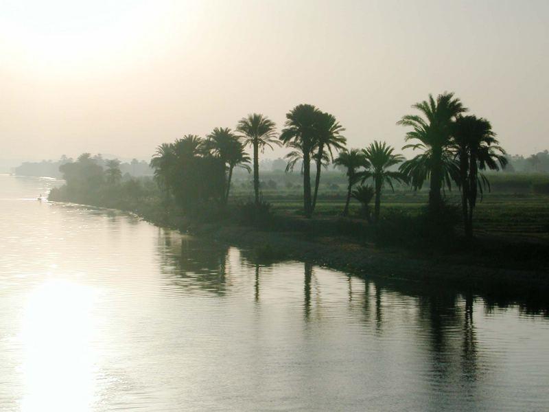 Morgenstimmung am Nil II