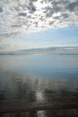 Morgenstimmung am Schwarzen Meer