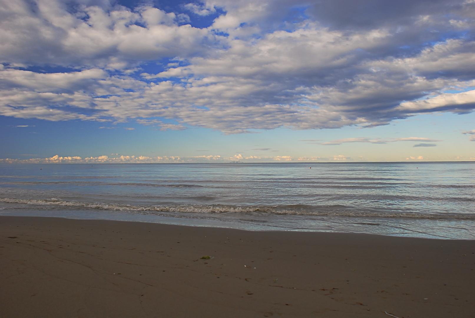 Morgenstimmung am Strand - Teil 3