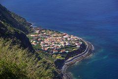 Morgenstimmung an der Westküste Madeiras