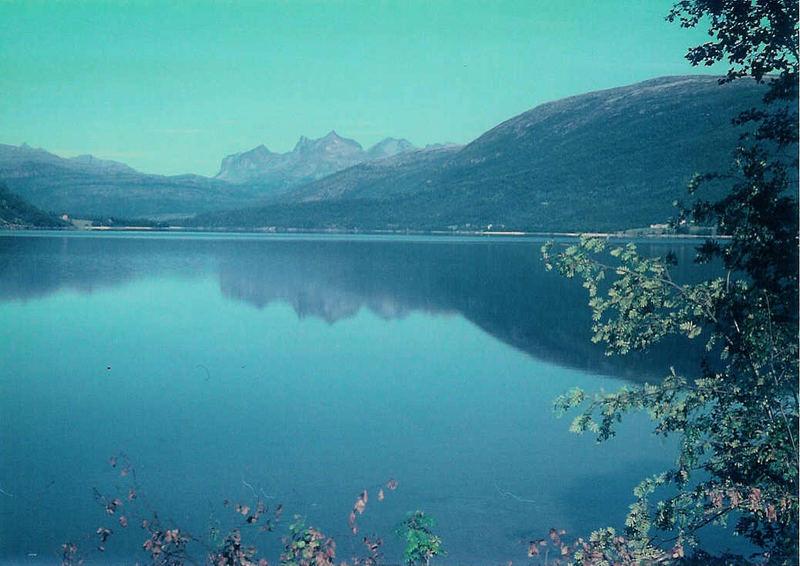 Morgenstimmung an einem kleinen See