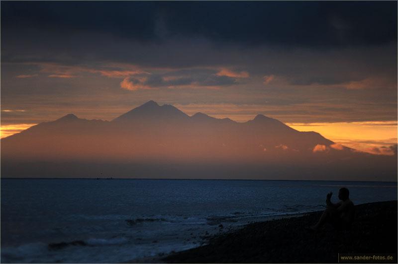 Morgenstimmung Bali