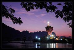 Morgenstimmung beim Kloster