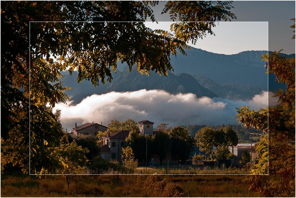 Morgenstimmung in den Pyrenäen