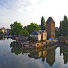 Morgenstimmung in Strasbourg