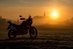 Morgenstimmung in Thüringen