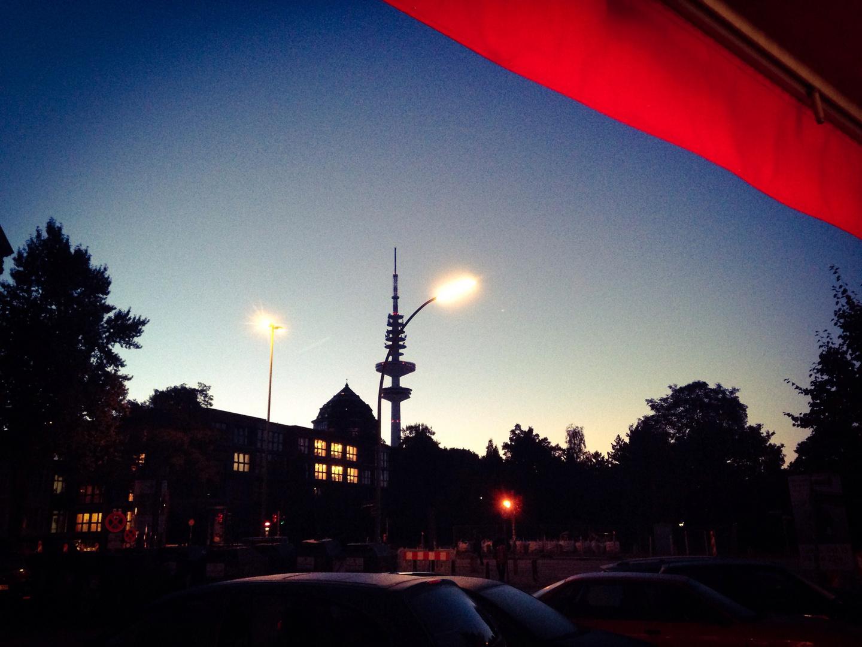 Morgenstunde in der Sternschanze