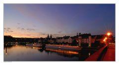 Morgenstunde in Koblenz 2