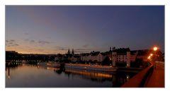 Morgenstunde in Koblenz