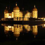 Moritzburg bei Nacht 2