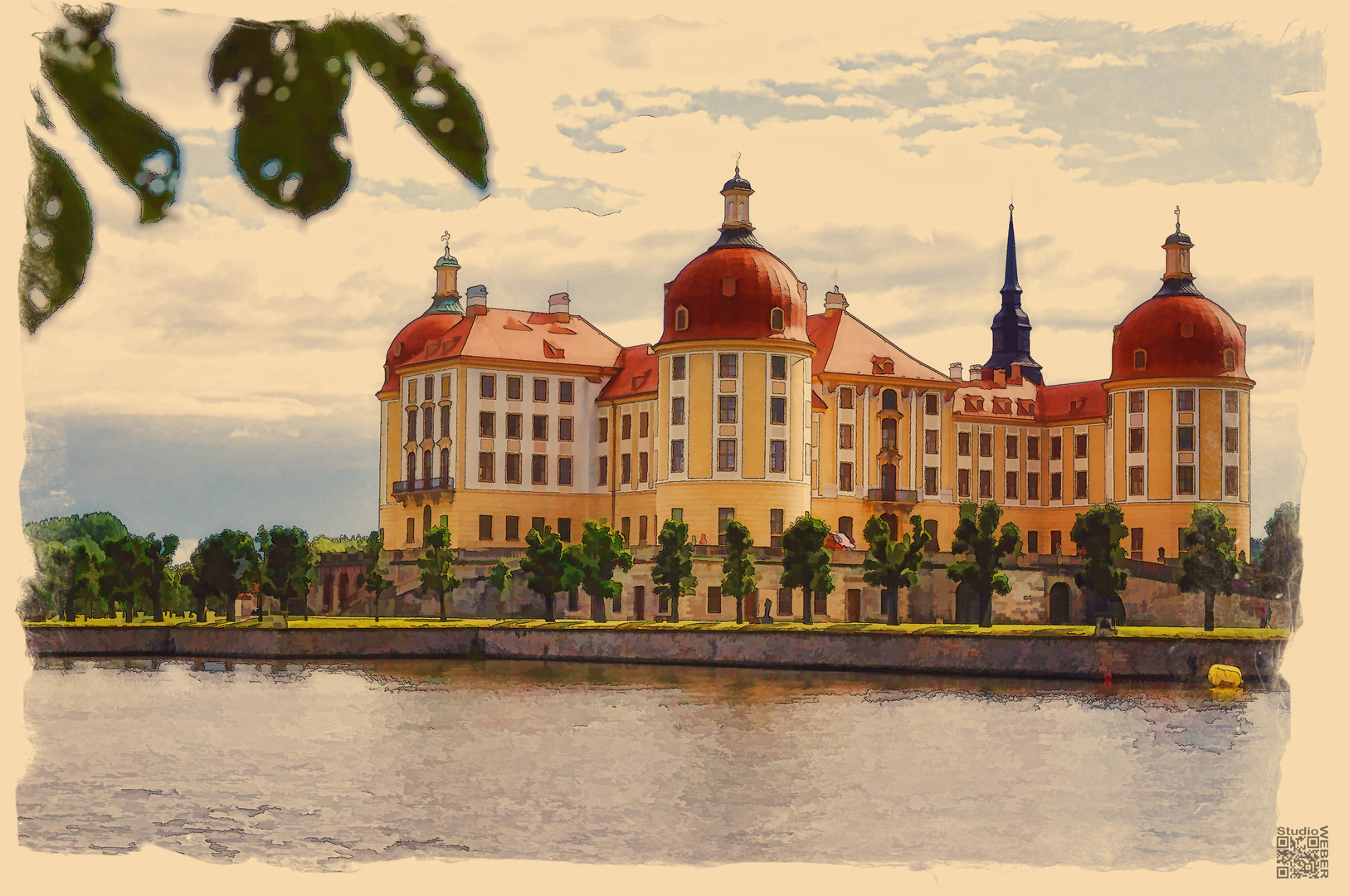 Moritzburg ...