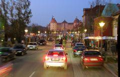 Moritzburg im Oktober 2008