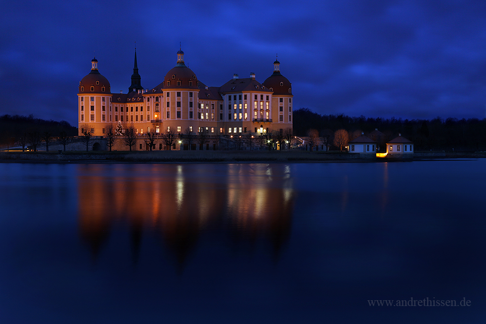 Moritzburg - Schloß Moritzburg