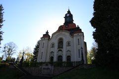 Moritzburger Gotteshaus
