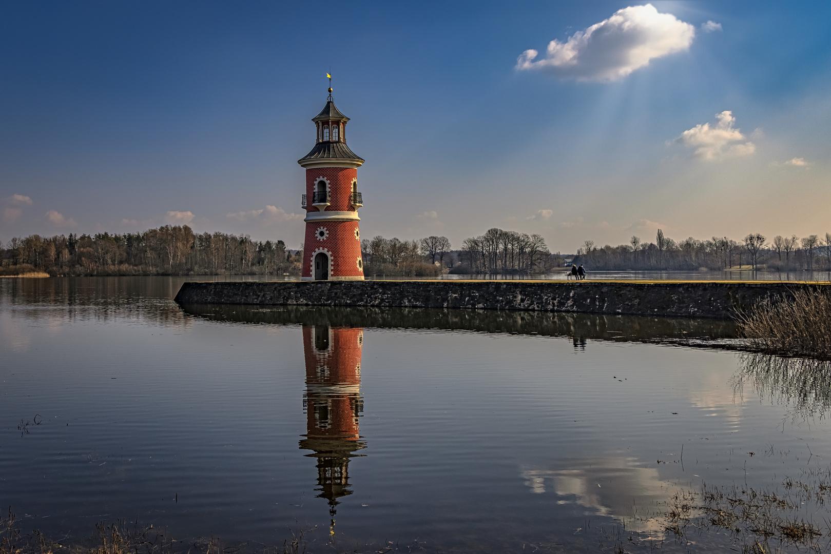 Moritzburger Leuchtturm