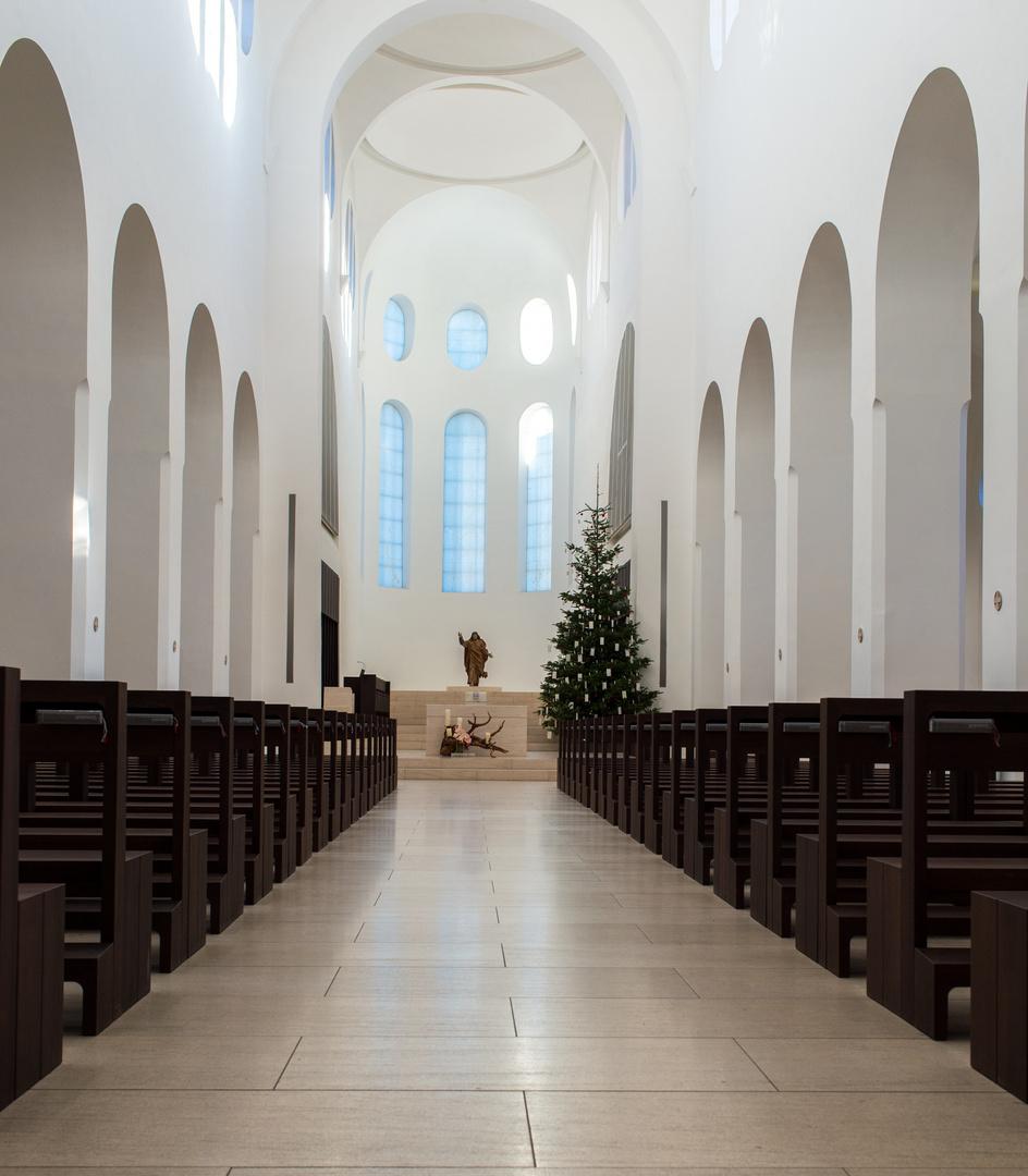Moritzkirche Augsburg - schlicht und trotzdem schön