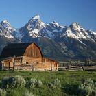 Mormon's Row Barn