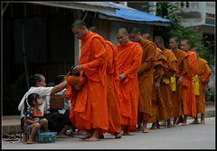 Morning Alms, Luang Prabang, Laos