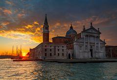 Morning at San Giorgio Maggiore