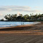 Morning Beachwalk