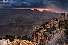 Morning has Broken - Grand Canyon Arizona