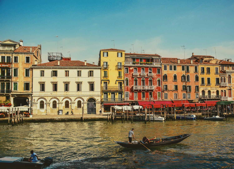 morning in Venezia