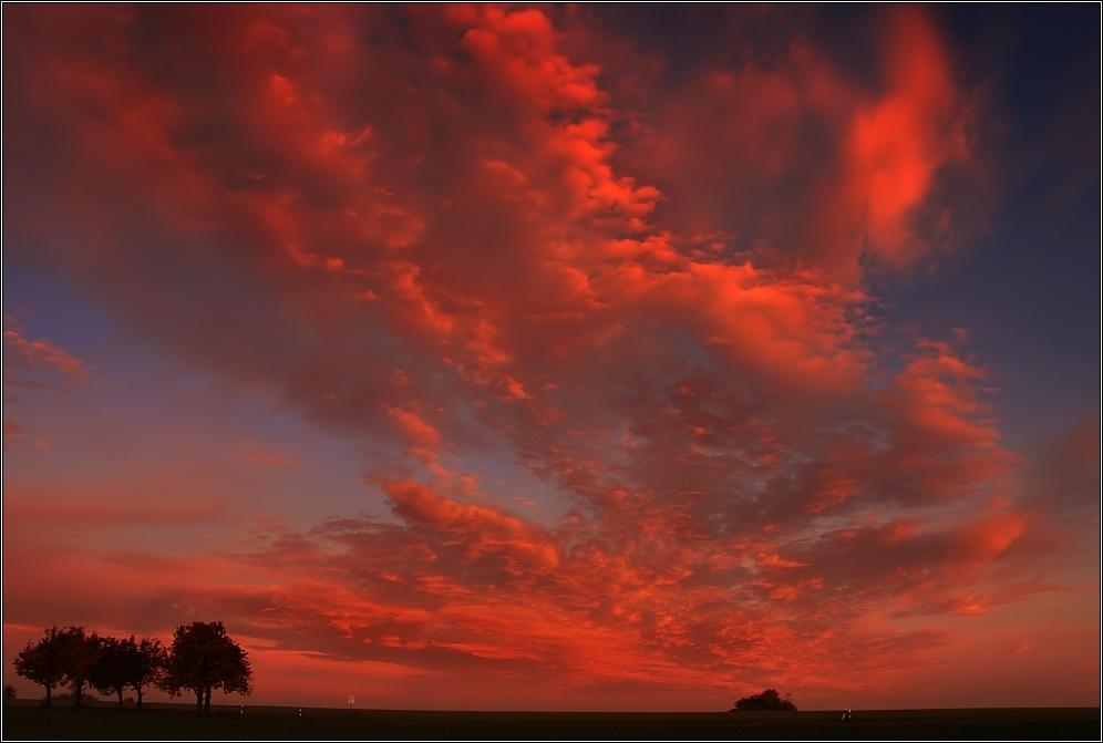 | morning sky |